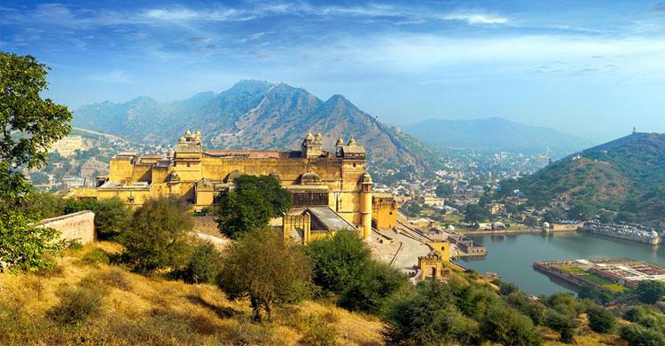 Rajasthan-India