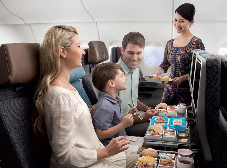 Singapore-Airlines-Food
